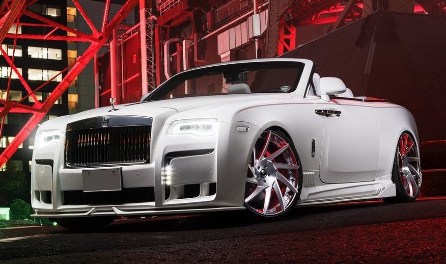 Rolls Royce Dawn by Wald International (13)