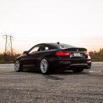 Black Sapphire Metallic F82 BMW M4 with ADV Wheels (3)