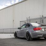 Space Gray E92 BMW M3 with Vorsteiner Wheels (8)
