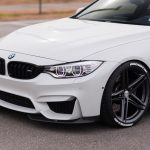 Alpine White F82 BMW M4 (6)