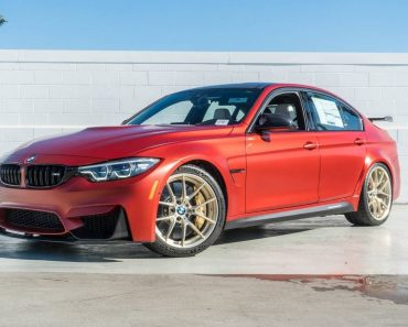 BMW M3 30 Years American Edition (1)