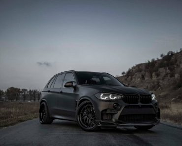 Black BMW X5 M by Z-Performance (8)