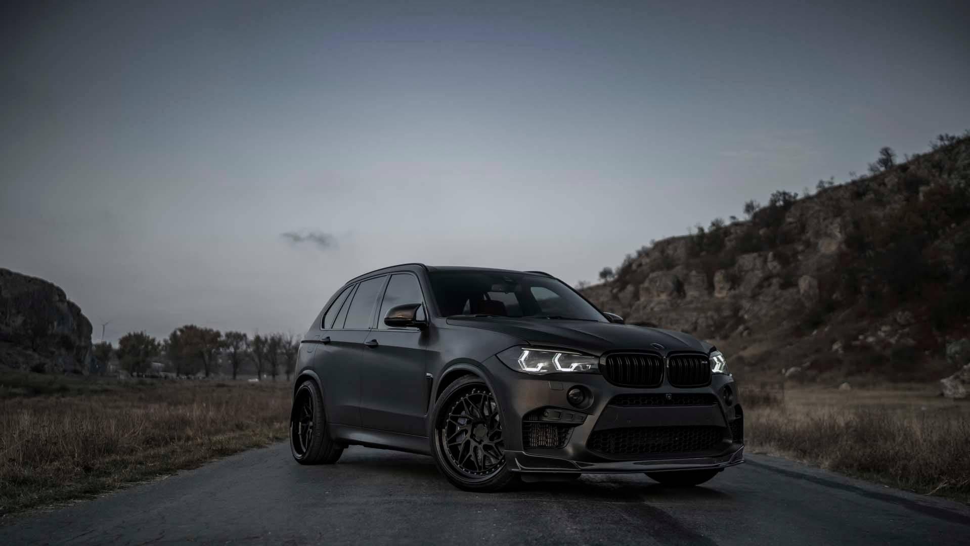 Black BMW X5 M by Z-Performance (8)