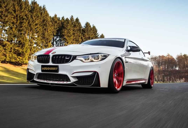 BMW M4 with Impressive Power Upgrade by Manhart (1)