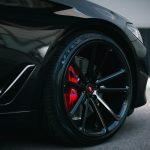 Carbon Black Metallic G30 BMW 5-Series with Vossen Wheels (13)
