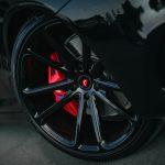 Carbon Black Metallic G30 BMW 5-Series with Vossen Wheels (19)