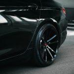 Carbon Black Metallic G30 BMW 5-Series with Vossen Wheels (7)