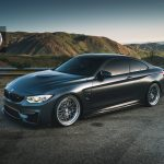 Mineral Gray BMW M4 in HRE 540 Wheels (1)