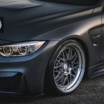 Mineral Gray BMW M4 in HRE 540 Wheels (3)