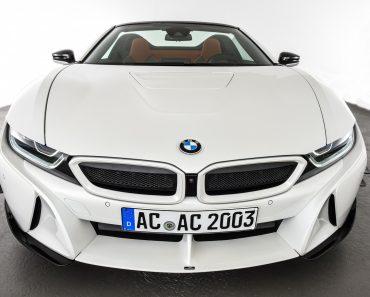 BMW i8 Roadster Full Body Kit by AC Schnitzer (21)