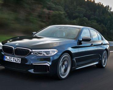 BMW M550i