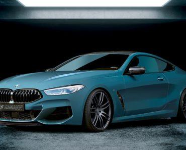 BMW 8 Series G15 – Tuning by Hamann