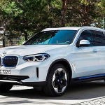 BMW iX3 (Front)